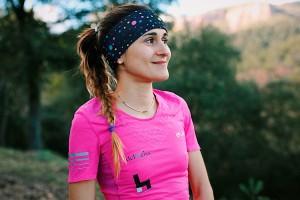Clàudia Sabata prepara la temporada de curses de muntanya amb l'objectiu de tornar a ser campiona del món