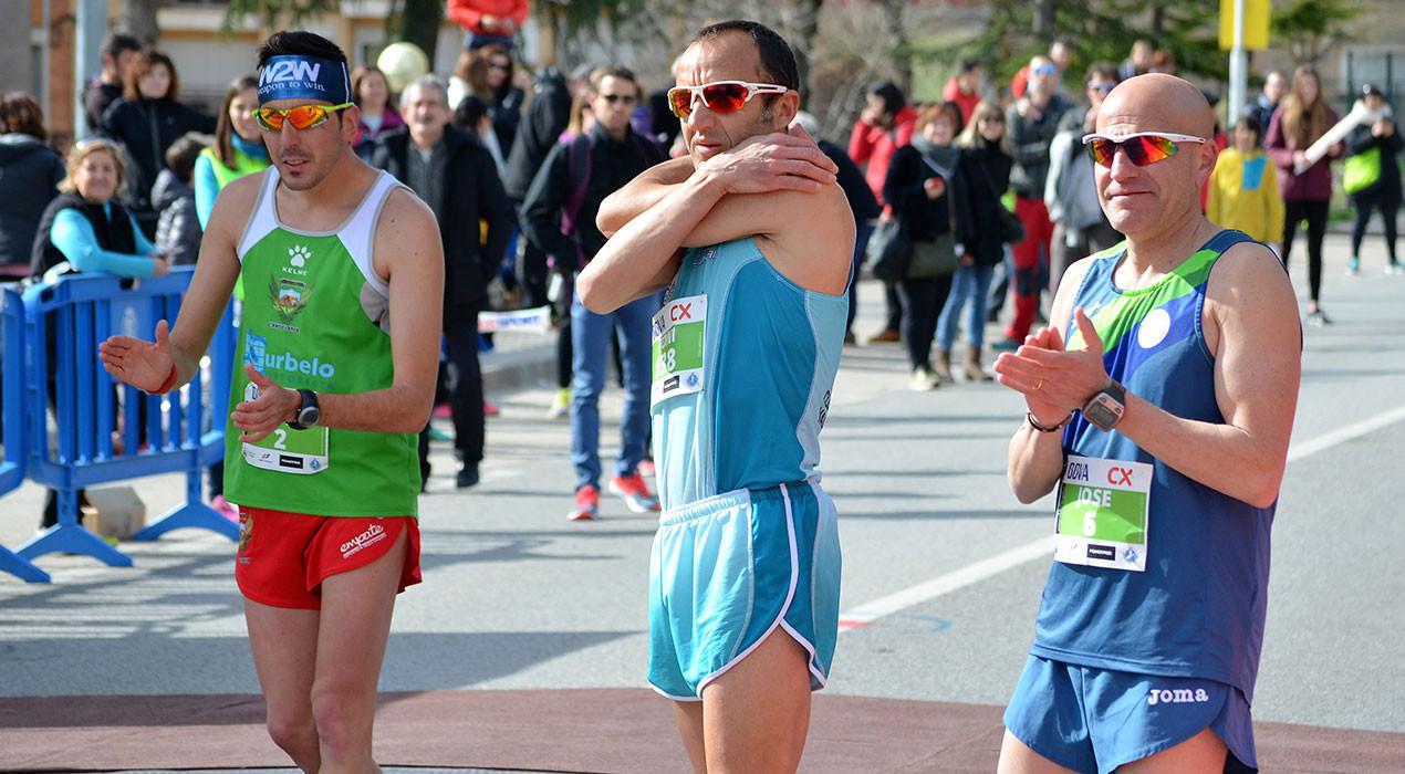 Tornen els 5 i 10km urbans de Berga, la cursa atlètica de primavera al Berguedà