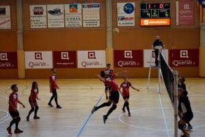 El Club Vòlei Gironella presenta els seus equips aquest diumenge al pavelló municipal