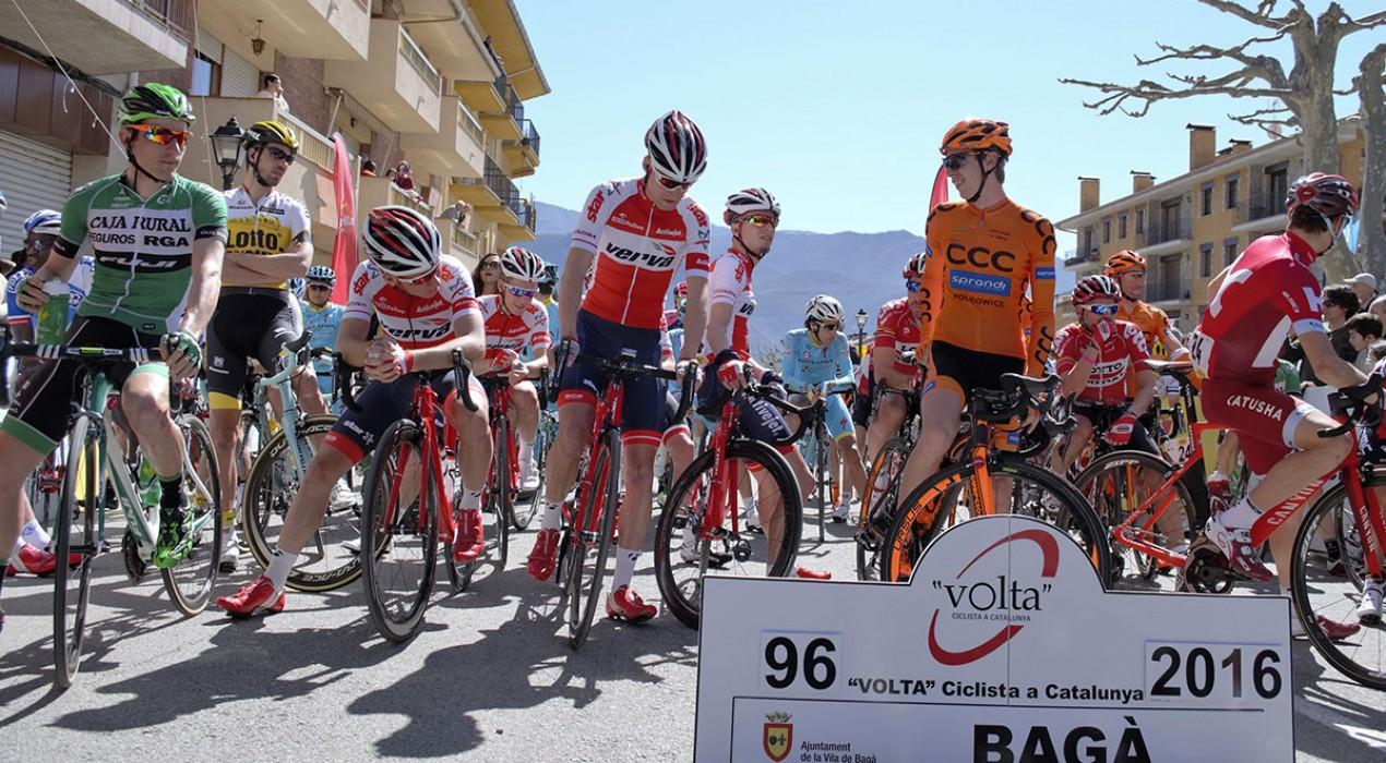 L'etapa reina de la Volta a Catalunya 2018 passarà pel Berguedà i hi coronarà dos ports importants