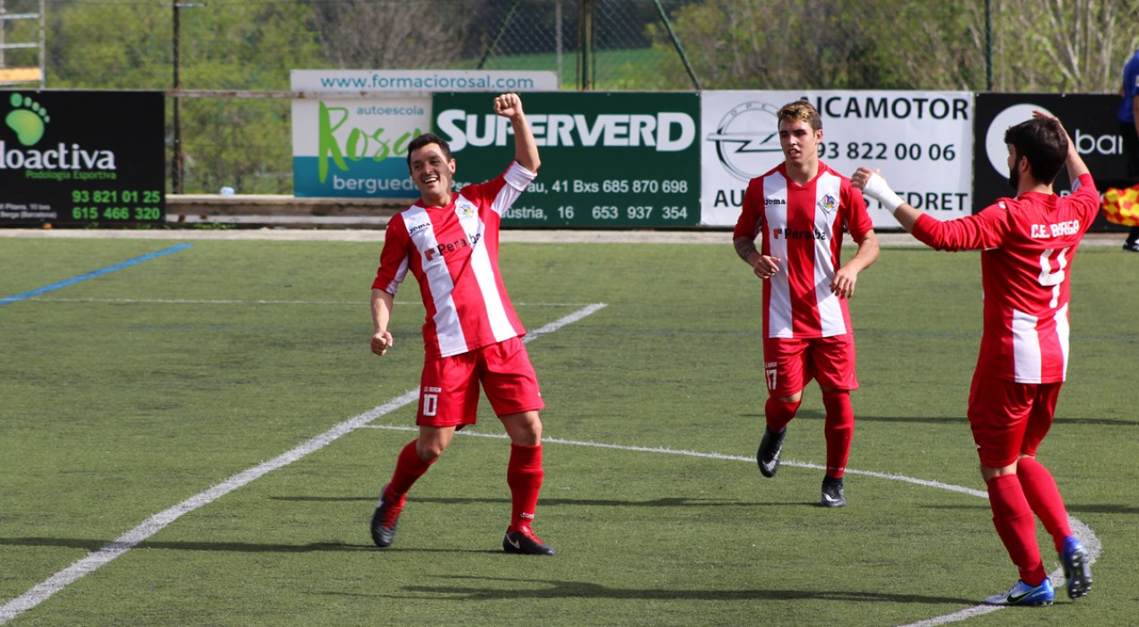 Competint fins al final (1-1)