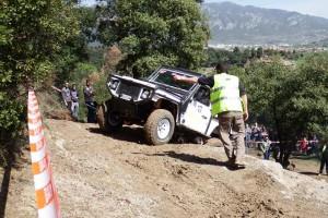 Tret de sortida al Campionat de Catalunya de Trial 4×4 a Avià