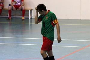 El Puig-reig paga la falta d'efectius i cau golejat (6-0)