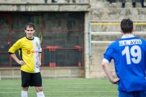 L'Avià allunya el Gironella del líder (1-1)