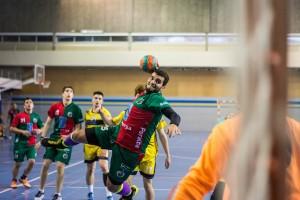 Patxanga de l'Handbol Berga per tancar el curs (28-19)