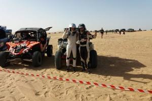 Marc Serra i Carles Checa, sisens al Rally Merzouga 2018