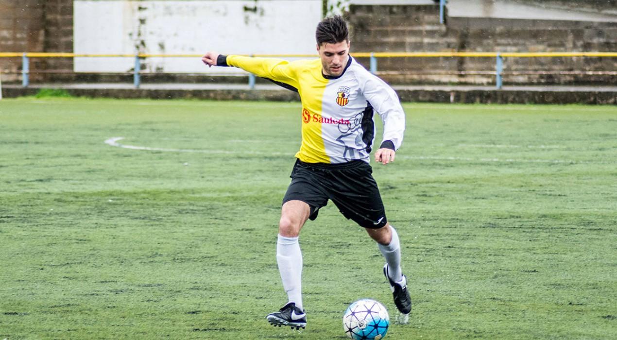Al Gironella li sobren 20 minuts al camp del líder (3-0)