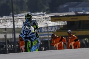 Gerard Riu deixa Le Mans amb gust agredolç