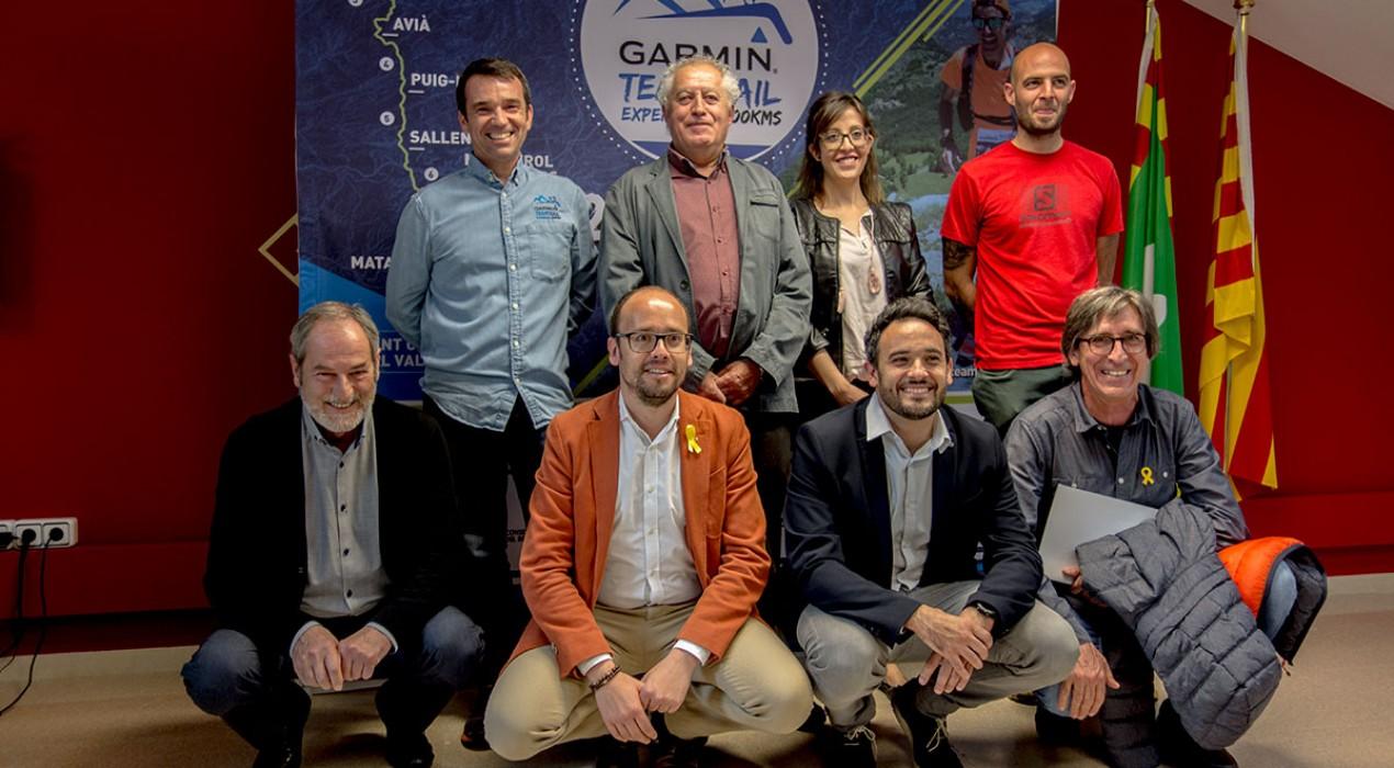 La Garmin Team Trail espera portar aquest juny prop de 500 participants al Berguedà