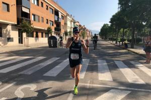 El berguedà Xavi Tomasa guanya amb autoritat els 10km de la Cursa de Bellavista