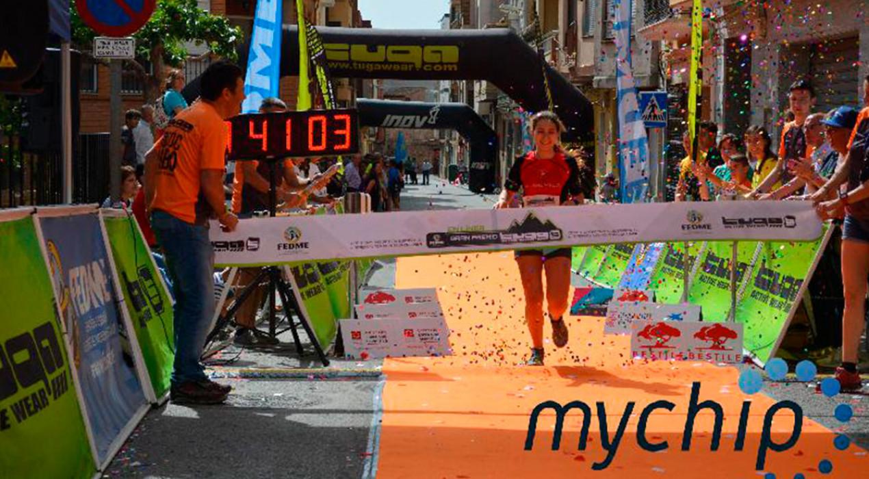 Laia Gonfaus i Maria Beringues triomfen als campionats d'Espanya de curses de muntanya