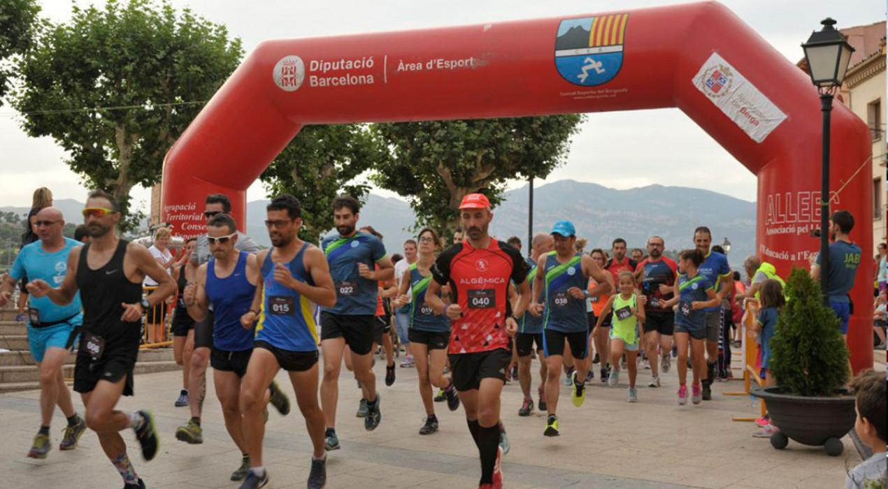 Creu Roja torna a impulsar una tarda d'esport i lleure a Gironella per finançar projectes solidaris