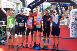 Jordi Gamito i Ivan Camps pugen al tercer esglaó del podi a la cursa per parelles més dura del món