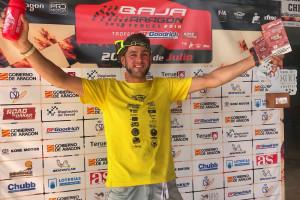 El guardiolenc Gerard Casanova s'endú la Baja Aragón en categoria Open de quads