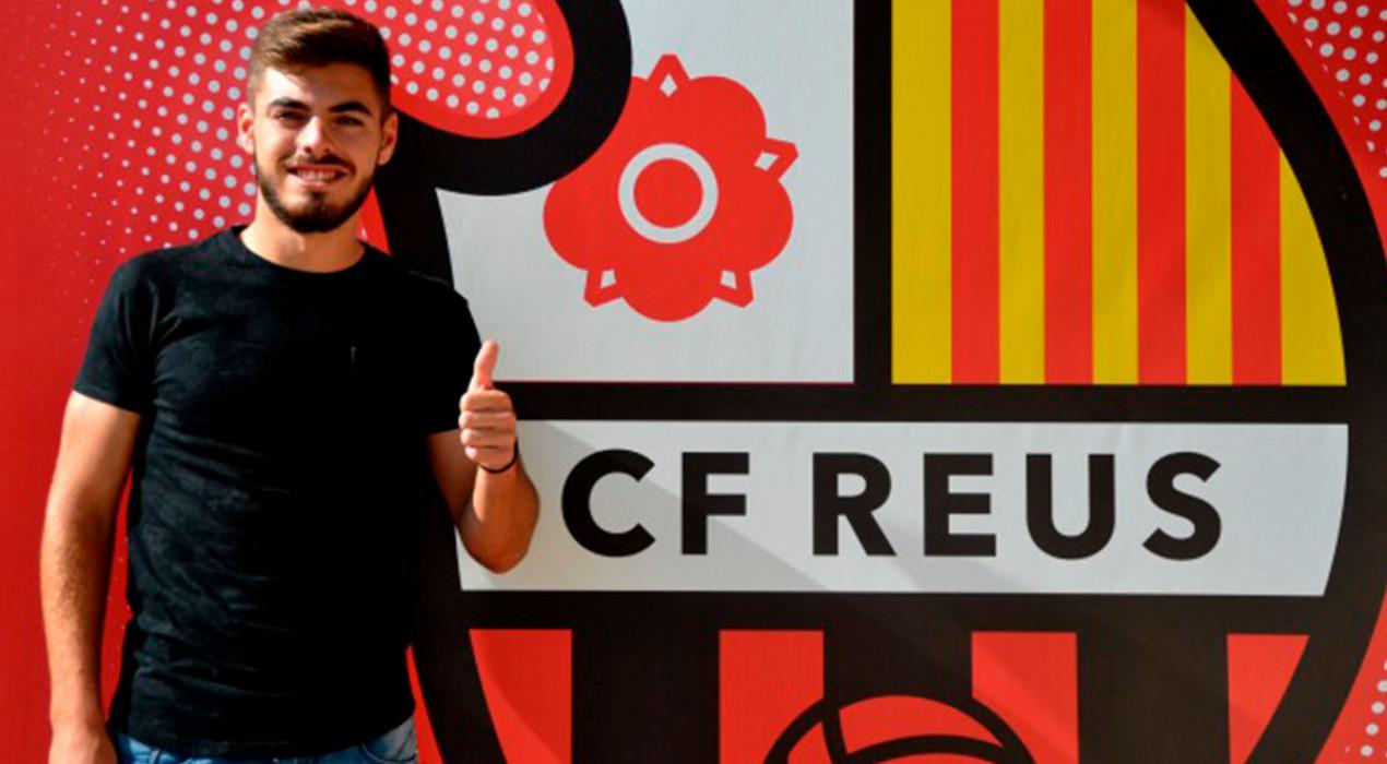 El berguedà Martí Vilà fitxa pel filial del Reus Deportiu i jugarà a Tercera Divisió