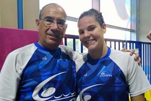 Nova passa endavant d'Àneu Ferrer, ara al Campionat Espanyol