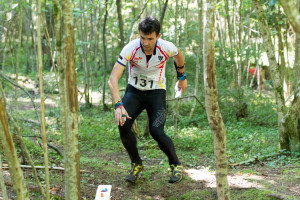 Pau Llorens participa per primera vegada al Campionat Mundial d'Orientació a Letònia