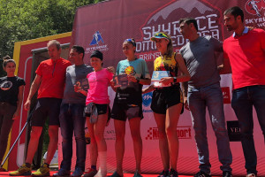 Victòria de Neus Rosiñol i segona posició de Josep Rovira a la Skyrace Arinsal