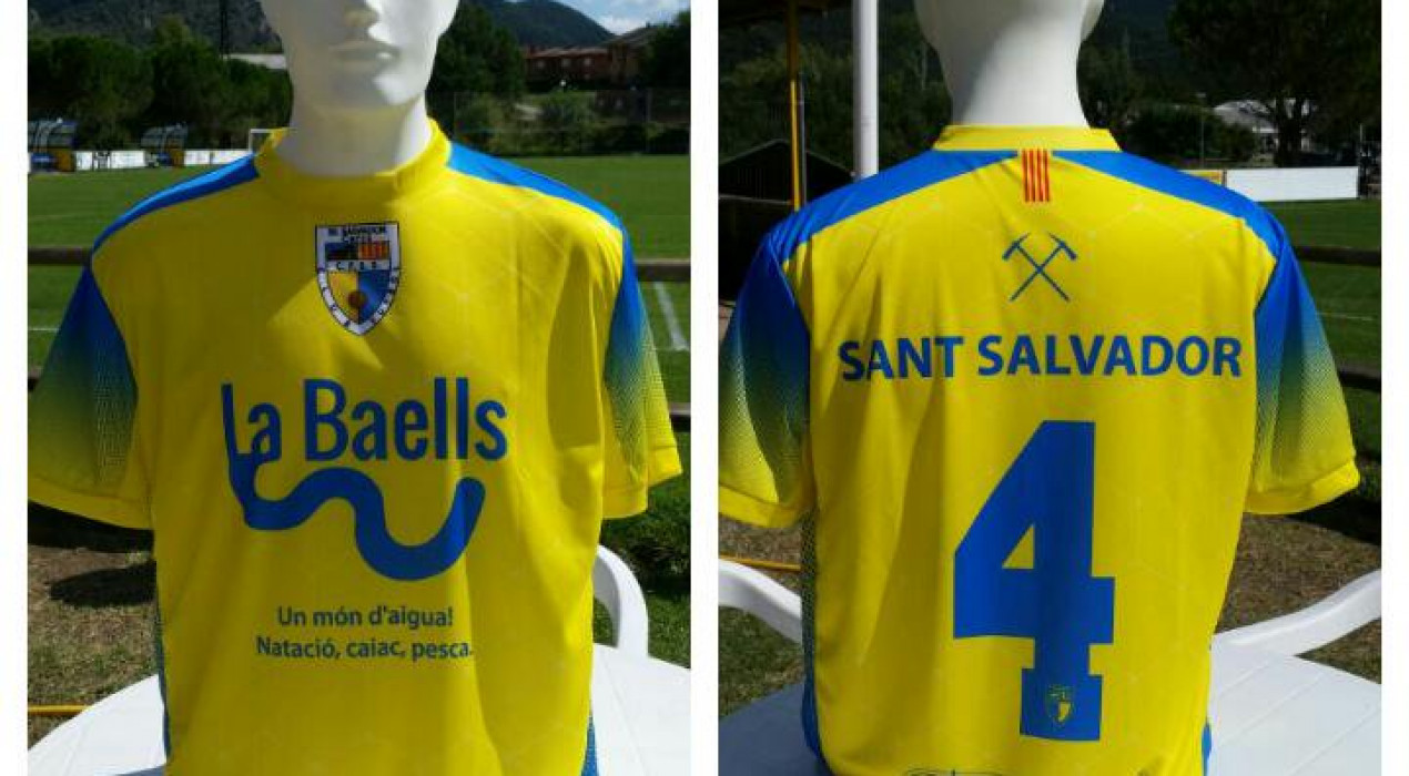 El Sant Salvador de Cercs torna amb derrota (2-0)