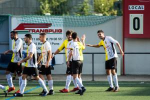 El Gironella no dóna opció al Puig-reig (0-4)