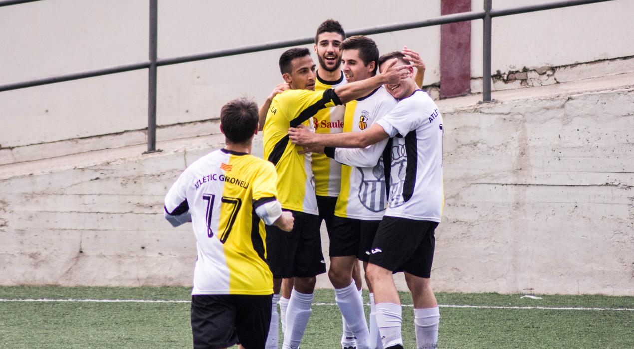 El Gironella goleja la Balconada i s'acosta una mica més al líder (4-0)