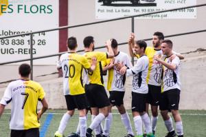 El Gironella tanca la primera volta amb una victòria plàcida (1-5)