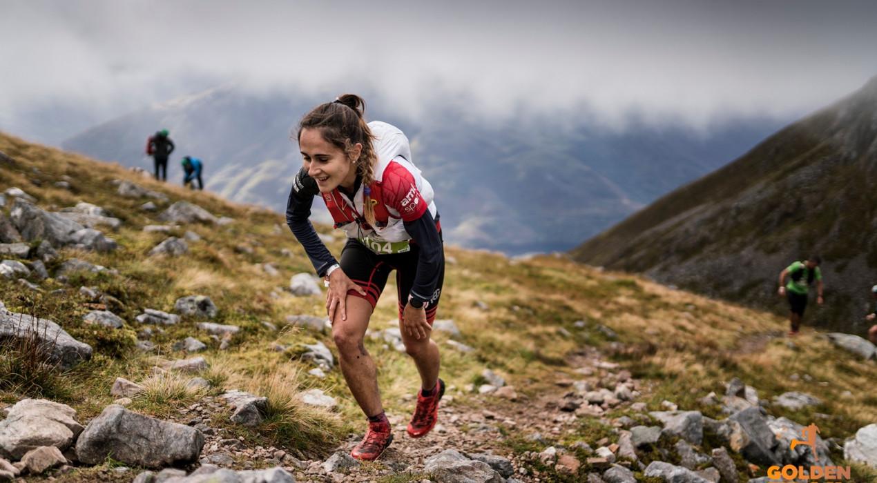 Clàudia Sabata acaba 16a en el Campionat del Món d'Skyrunning