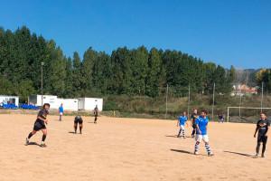 Victòria per la mínima de l'Olvan en el derbi contra l'Alt Berguedà (1-0)