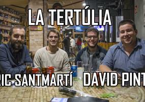 """Eric Santmartí i David Pintó: """"Com més amunt estiguin els equips de casa, millor"""""""