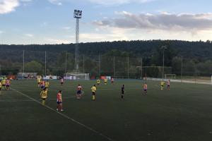 Victòria del Berga B per seguir aferrat al liderat (2-0)