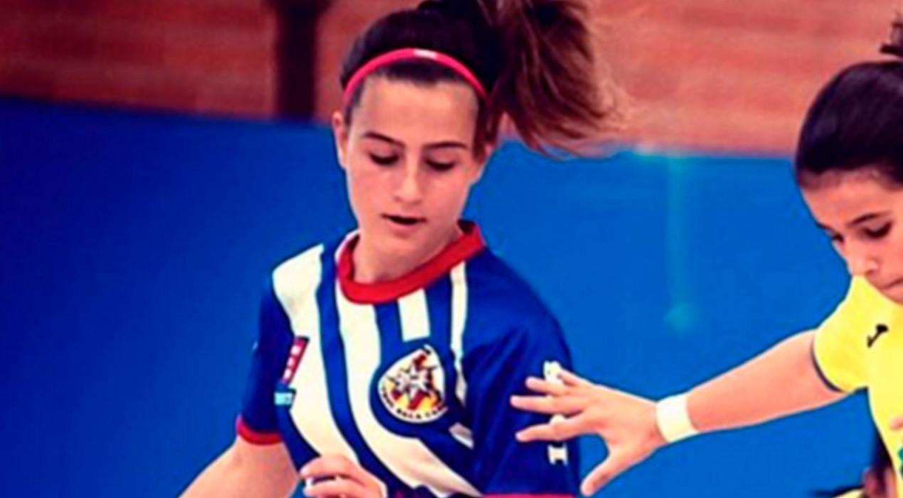 El filial femení del FS Casserres millora però s'ha de conformar amb l'empat (1-1)