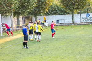 El Gironella encadena la quarta victòria consecutiva i s'acosta als líders de Tercera (1-3)