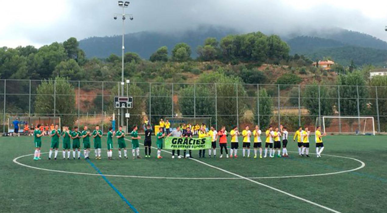 El Gironella empata a Viladecavalls i ja és segon (1-1)