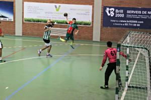 L'Handbol Berga enceta la temporada amb victòria a domicili (26-31)
