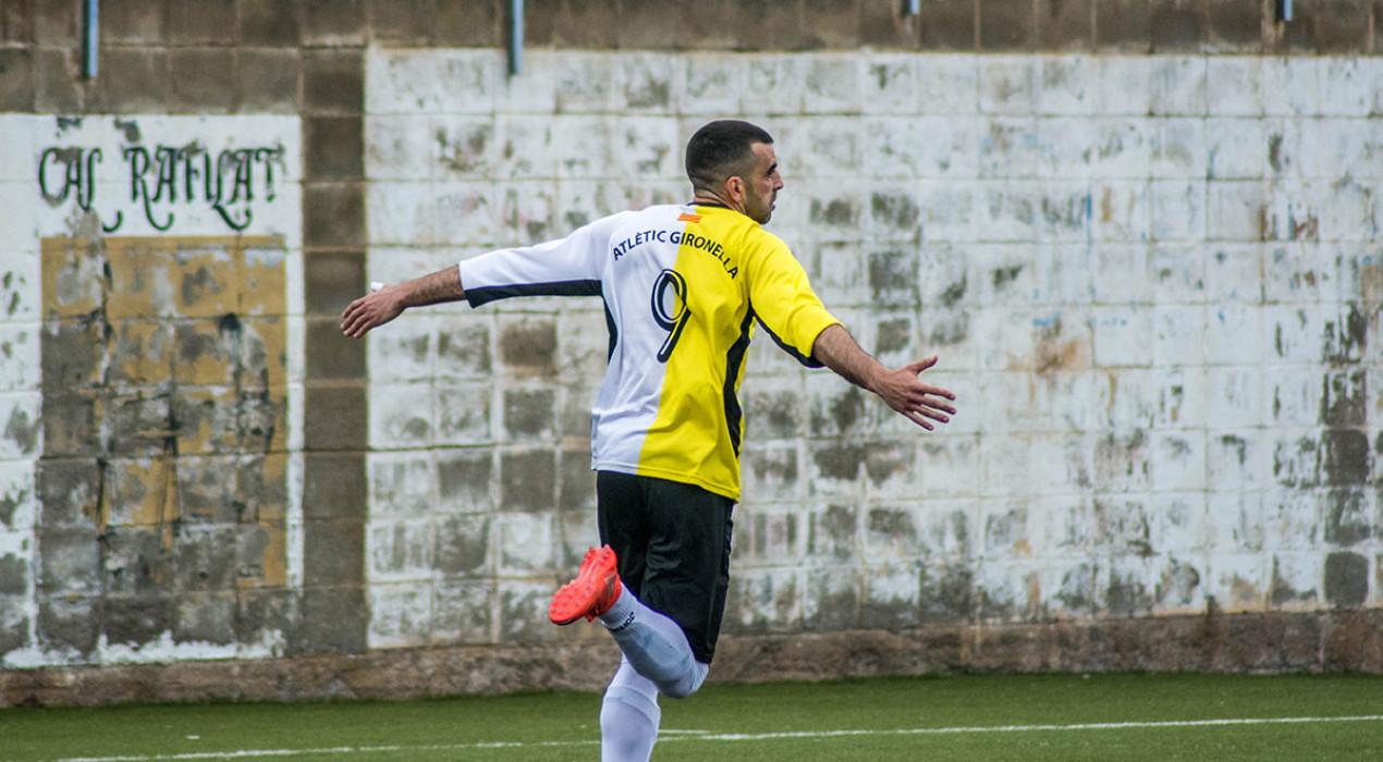 Un solitari gol de Manel Uribe dona tres punts més al Gironella (1-0)