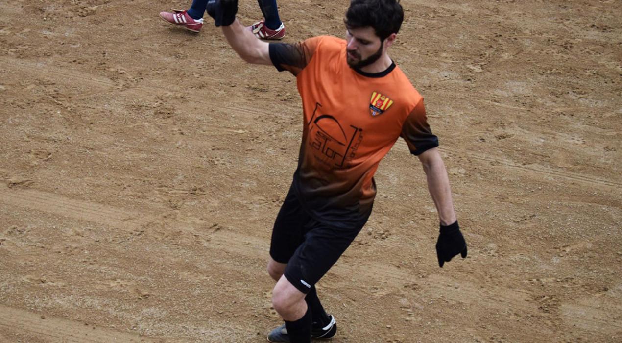 El Montmajor s'endú els tres punts d'Olvan amb un solitari gol de Munta (0-1)