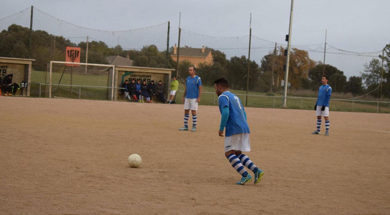 L'Olvan i el Sant Salvador de Cercs empaten a 3 en un partit boig (3-3)