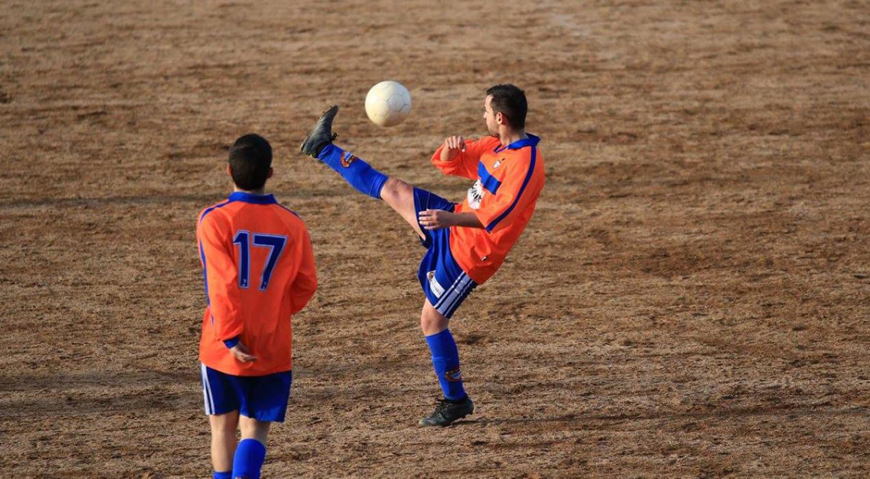 Empat a res entre Valls de Torroella i Sant Salvador de Cercs (0-0)