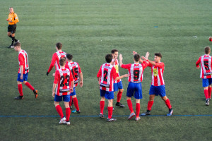 El Berga B s'adjudica un derbi contra el Sant Salvador emocionant fins al final (3-2)