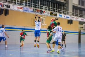 L'Handbol Berga no abaixa la guàrdia (18-40)