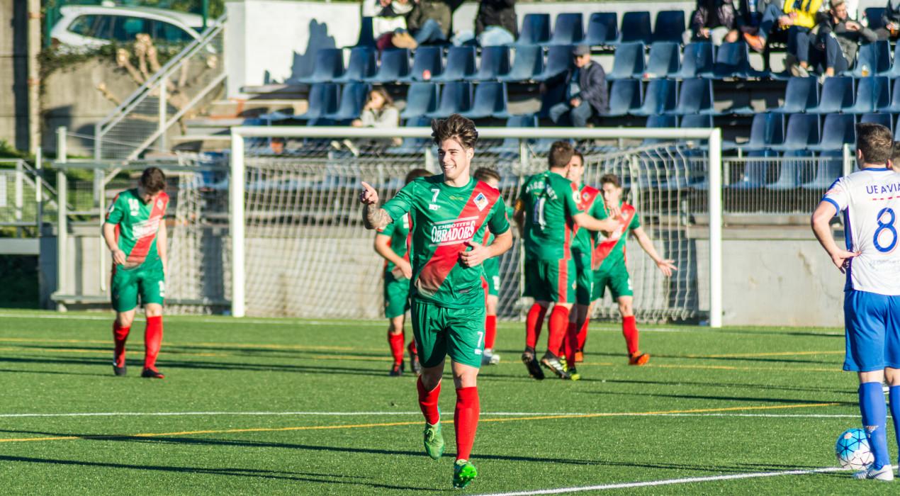 Victòria, gols i impuls per al Puig-reig (4-2)