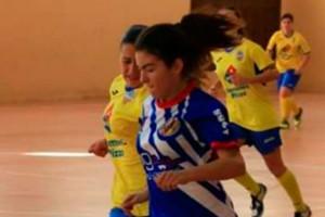 El filial femení del FS Casserres exhibeix el seu físic i recupera el camí de la victòria (0-4)