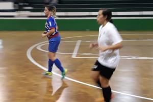El filial femení del FS Casserres ofereix la seva millor versió a la pista de l'Alheña (1-1)