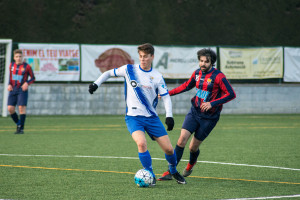 L'Avià B goleja al Sant Llorenç a mig gas (5-2)