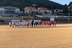 El Berga B salda el partit ajornat com a pur tràmit (0-4)
