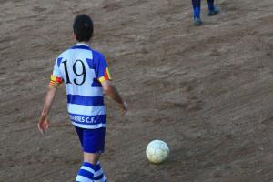 El Casserres es troba amb una victòria al camp de l'Avinyó (1-2)