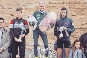 El Berguedà arrasa a la Pujada a la Seu Vella: Xavi Tomasa guanya i Roger Camprubí és segon