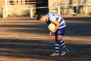 El Casserres s'endú un derbi intens a Olvan (1-2)