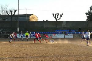 El Sant Pau sorprèn al Casserres rascant un empat (2-2)