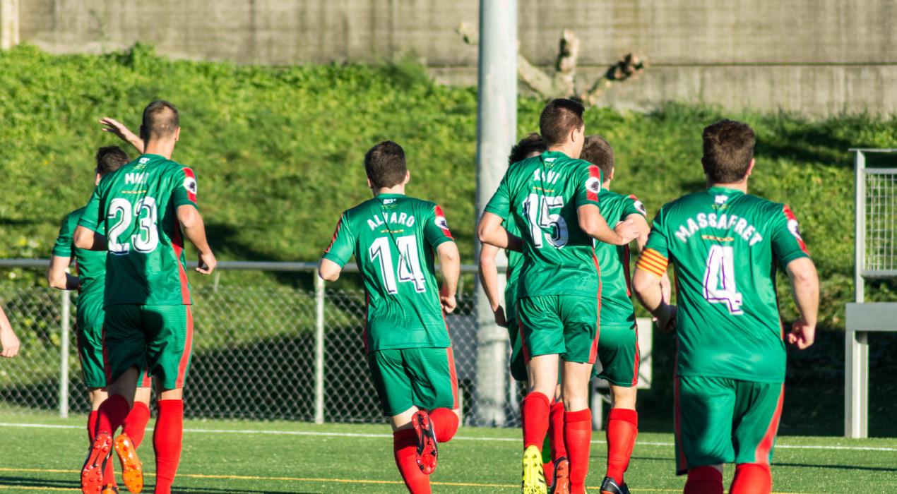 El Puig-reig trenca la mala dinàmica de resultats golejant al Sant Pere Nord (1-4)